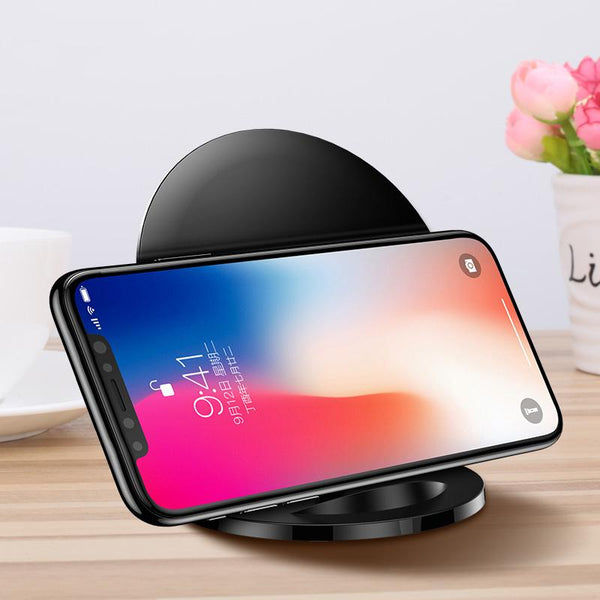 Iphonex Wireless charger A8-8plus Samsung S8  QI board 8P eight X - Here2U