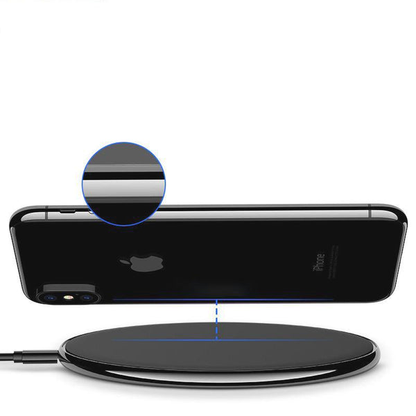 IiPhonex Wireless Charger Apple 8  Samsung S8 - Here2U