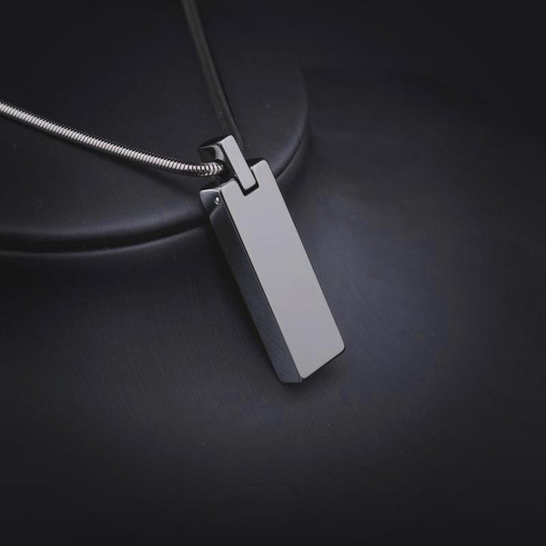 Men's Necklace tungsten Gold fashion Jewelry - Here2U