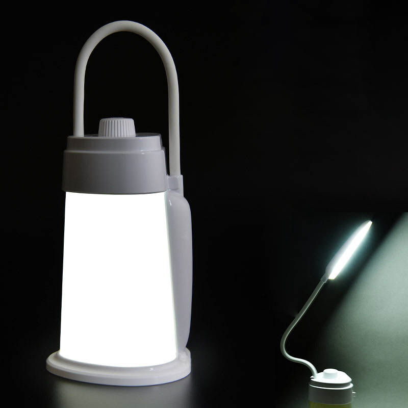 Portable retro lighthouse Smart led charging dimming table lamp