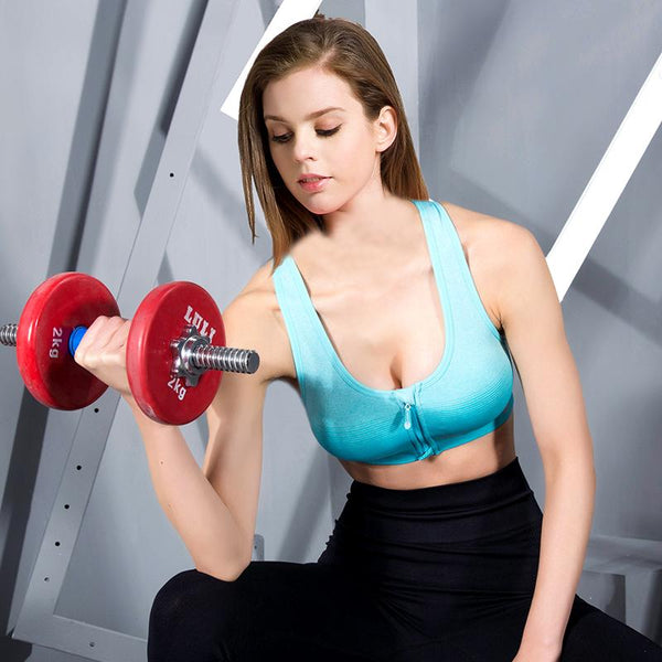 Underwear Anti-Sagging Vest Bra - Here2U