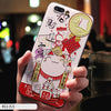 Oppor11 mobile phone shell tide men and women r11plus cartoon drop package - Here2U