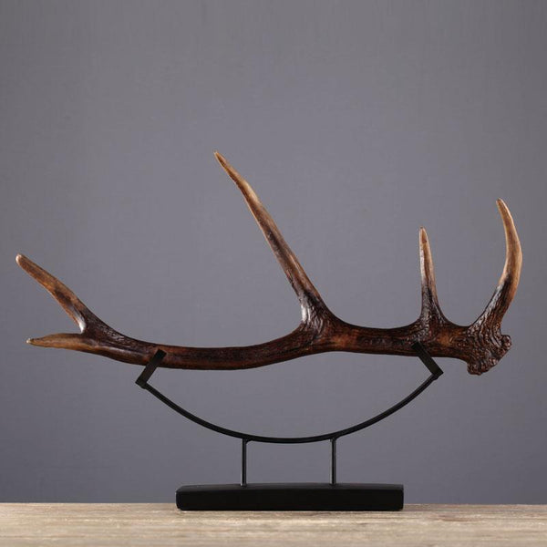 Soft Iron Antlers Ornaments Decoration - Here2U