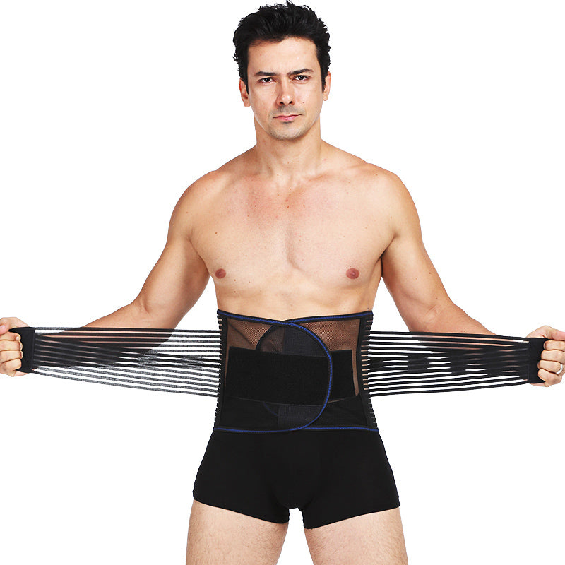 Men's abdomen invisible belt waist girdle corset