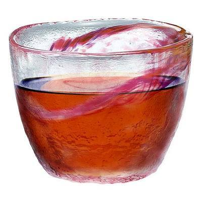 Imported crystal glass drink cup tea - Here2U