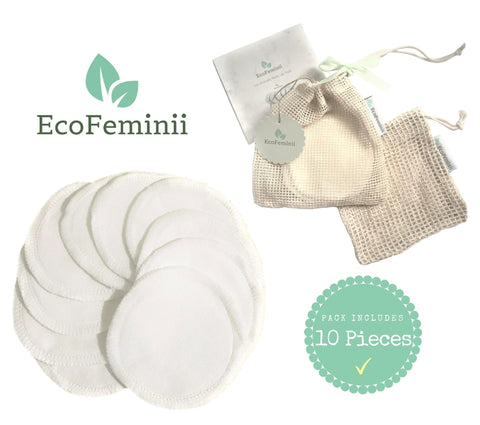 reusable makeup pads environmentally friendly