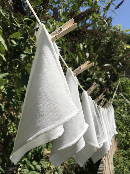 washable quick drying baby wipes for home