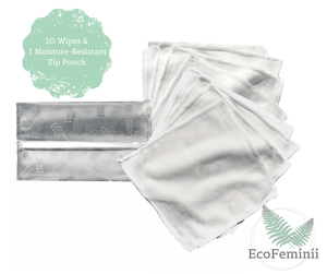 super soft reusable baby wipes