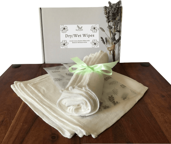 eco friendly plastic free reusable wipes