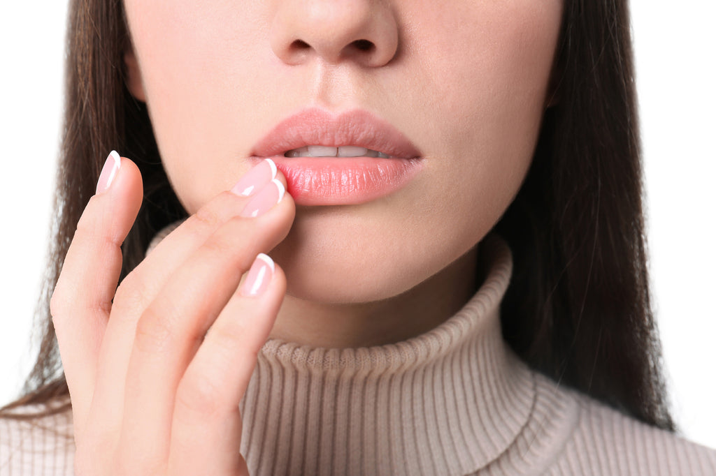 constant cold sore outbreaks