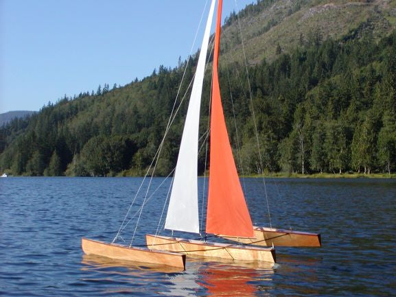 T50 Radio Controlled Trimaran