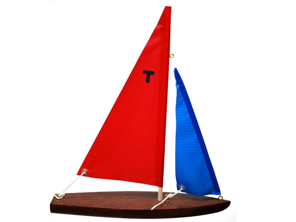 Toy Boat: T10 Floater