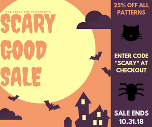 Scary Good Sale