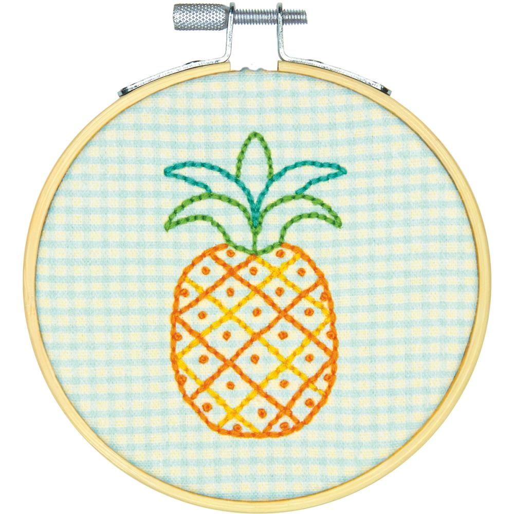 Learn-A-Craft - Pineapple