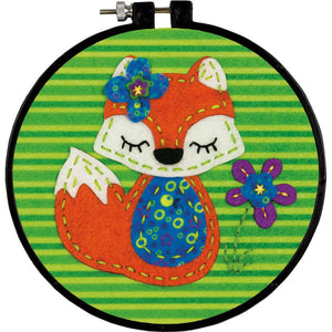 Learn-A-Craft - Little Fox