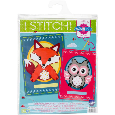 Kits 4 Kids - Owl & Fox