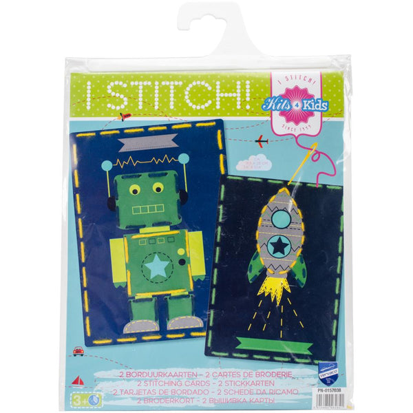 Kits 4 Kids - Robot & Rocket