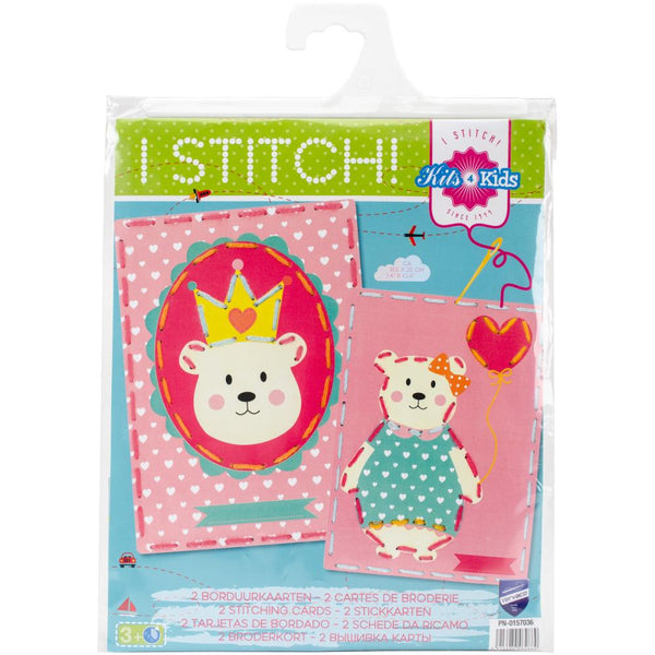 Kits 4 Kids - Bear Crown & Balloon