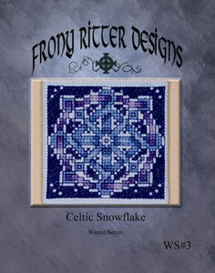 Celtic Snowflake - Cross Stitch Pattern