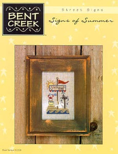 Signs of Summer - Cross Stitch Pattern
