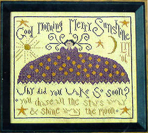 Merry Sunshine - Cross Stitch Pattern