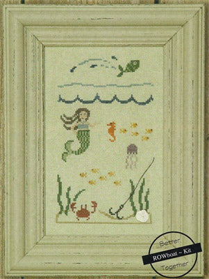 Under the Sea - Cross Stitch Pattern