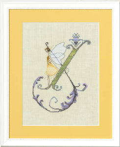 Letters from Nora: Letter X - The Starlight Stitchery