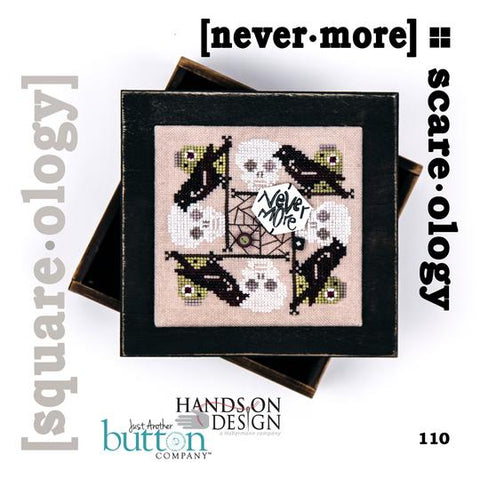Never.more - Cross Stitch Pattern