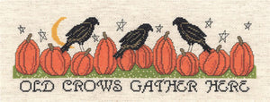 Old Crows - Cross Stitch Pattern