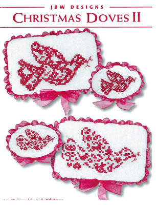 Christmas Doves II - Cross Stitch Pattern