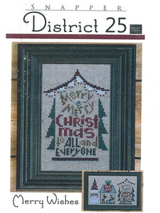 District 25 - Merry Wishes