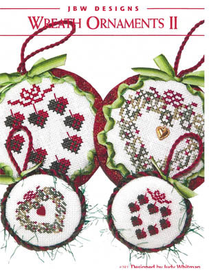 Wreath Ornaments II