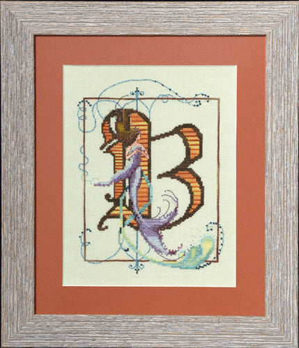 Letters from Mermaids - Letter B