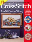 Just CrossStitch - Volume 35, Issue 4 August 2017