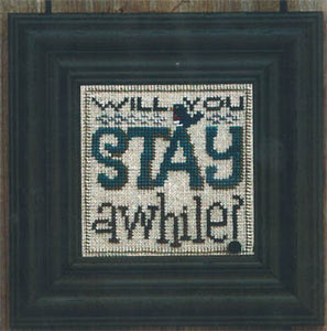 Snapper - Will You Stay A While