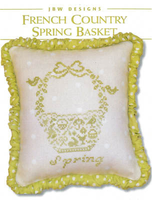 French Country - Spring Basket