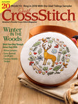 Just CrossStitch - Volume 36, Issue 1 February 2018