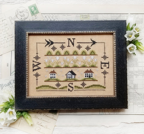 Yonder - Cross Stitch Pattern