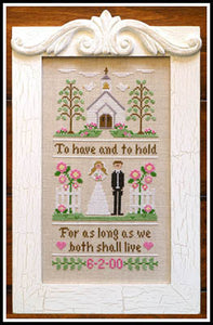 To Have and To Hold - Cross Stitch Pattern