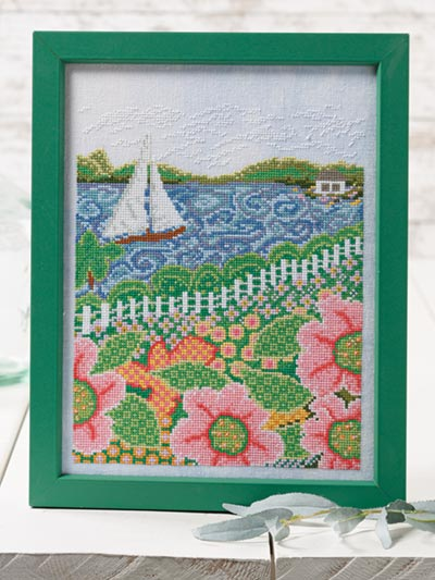 Just CrossStitch - Volume 38, Issue 4 August 2020
