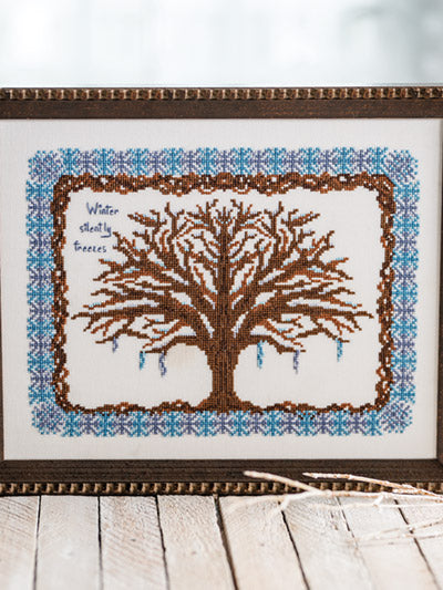 Just CrossStitch - Volume 38, Issue 6 December 2020
