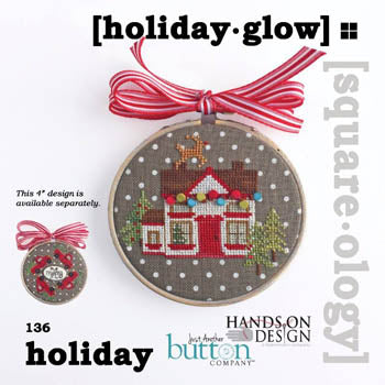 Holiday Glow - Cross Stitch Pattern