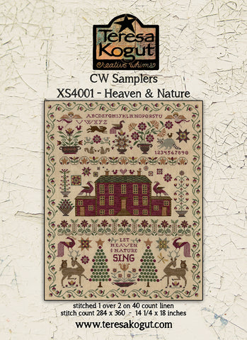 XS4001 Creative Whims - Heaven & Nature