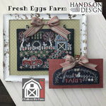 Chalk on the Farm (1/4) - Fresh Eggs Farm