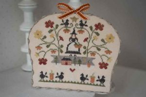 Coupe d'Automne - Cross Stitch Pattern