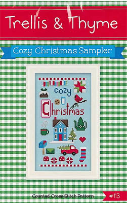 Cozy Christmas Sampler