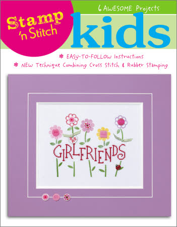 Stamp 'N Stitch - Kids