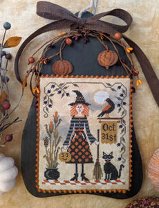 All Hallows' Eve - Cross Stitch Pattern