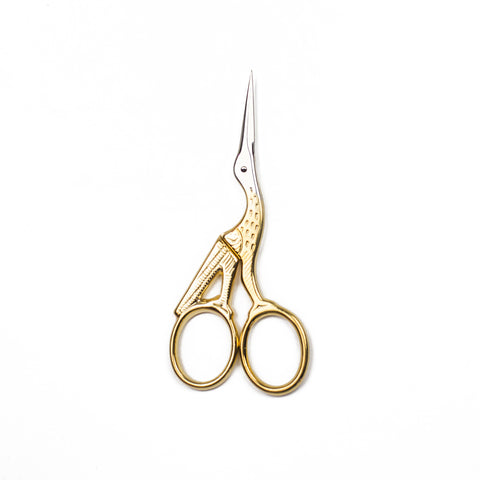 Embroidery Scissors - 1501 Stork