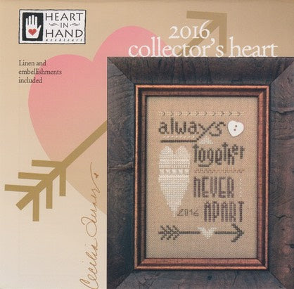 2016 Collector's Heart